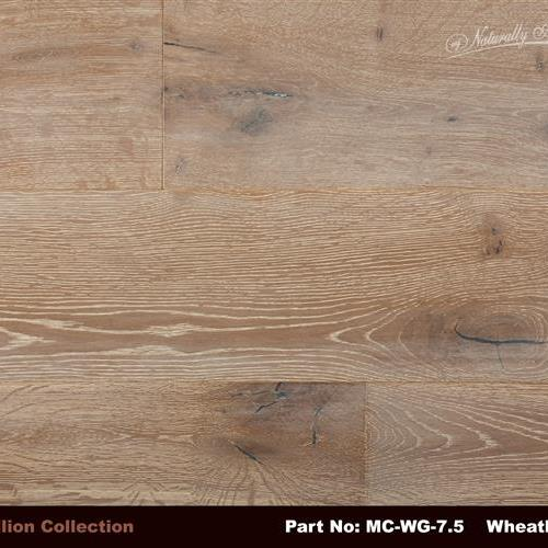 The Medallion Collection in Wheatlands Grey - Hardwood by Naturally Aged Flooring