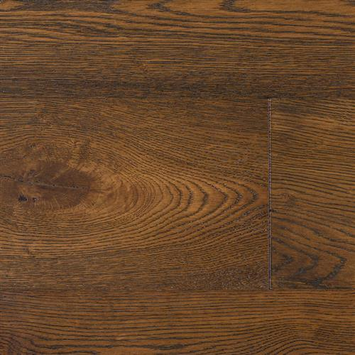 Wirebrushed Series Oak Coffee