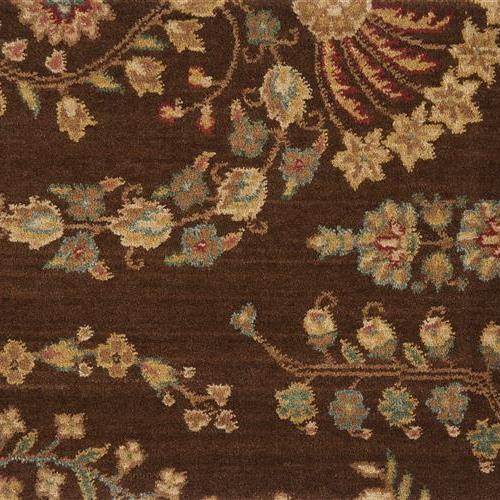 Grand Parterre Sarouk  Pt02 Brown