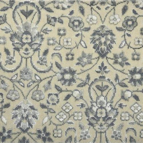 Glamour Kashan Glamk Ivory