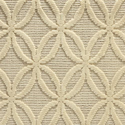 Royal Jacquard Halo Ivory