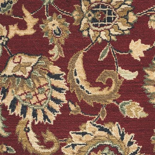 Grand Parterre - Kashan Red