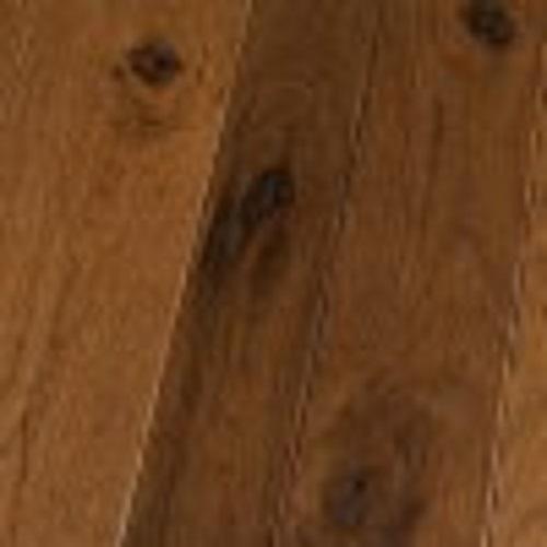 Plank Flooring Ozark Cabin