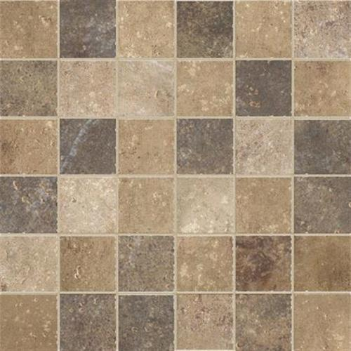 Walnut Canyon Multi Mosaic 2X2 Square