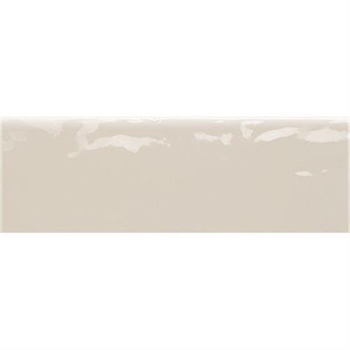 Latte Wall Bullnose - 4x13