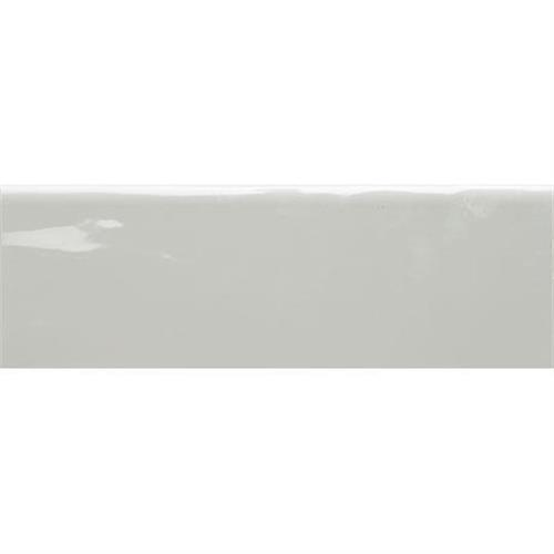Middleton Square Urban Mist Wall Bullnose - 4X13