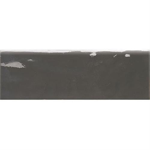 Middleton Square Steeple Gray Wall Bullnose - 4X13