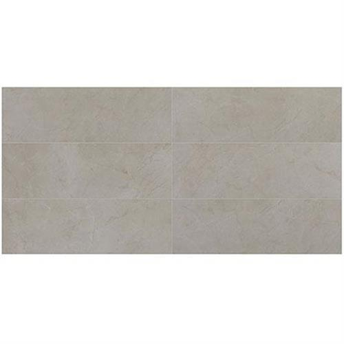 Classentino Marble in Coliseum Gray Flat  8x24 - Tile by Marazzi