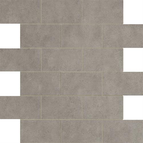 Essentials Graceful Grey Mosaic 2X4 Brick