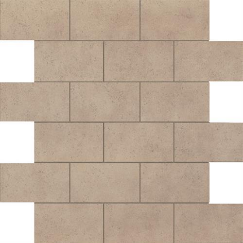 Essentials Trendy Taupe Mosaic 2X4 Brick