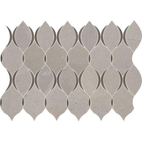 Predella Meta Silver Blend Mosaic Modern Lantern - 11X7