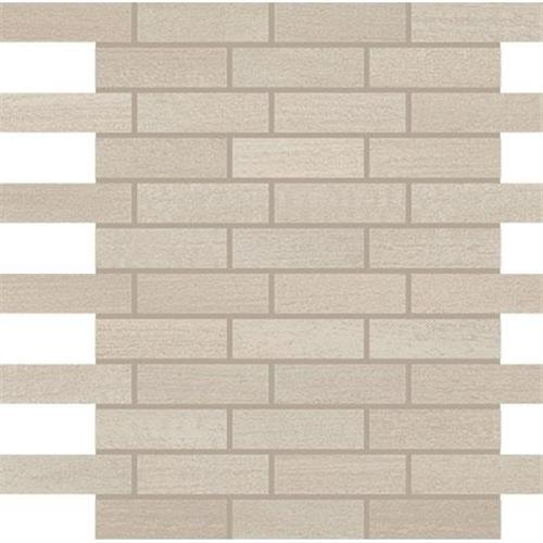 Beige Mosaic (1x3) - 12x12