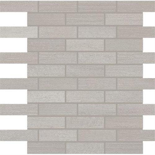 Persuade Gray Mosaic 1X3 - 12X12