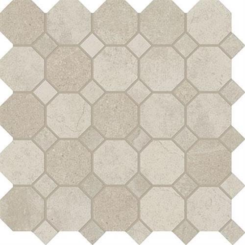 Bella Vista Ivory - 12X12 Mosaic