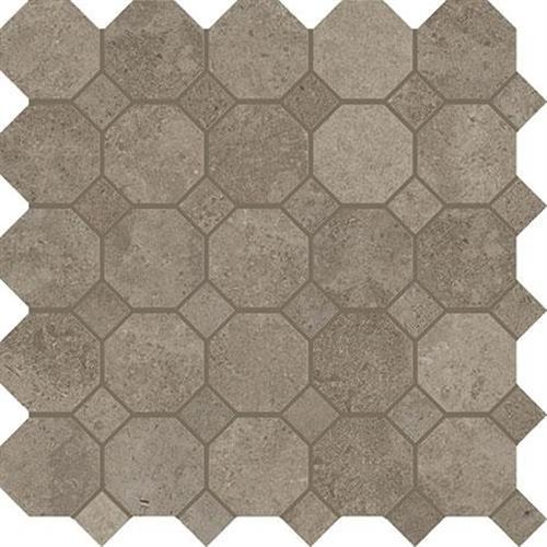 Bella Vista Taupe - 12X12 Mosaic