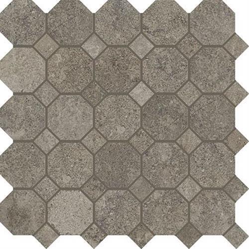 Smoke - 12x12 Mosaic