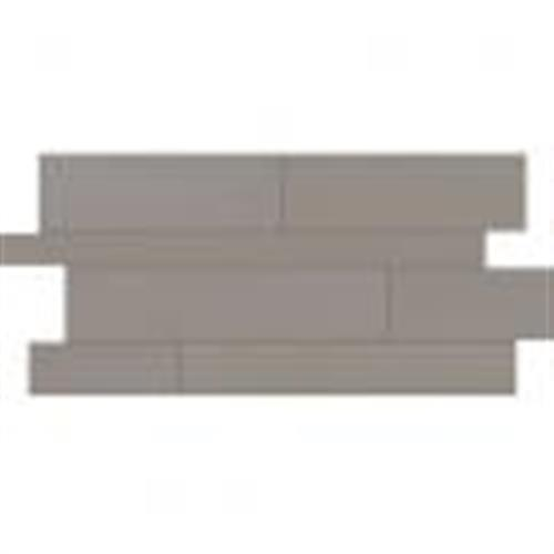 Influence in Silver Mosaic   12x24 - Tile by Marazzi