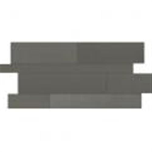 Influence in Iron Mosaic   12x24 - Tile by Marazzi