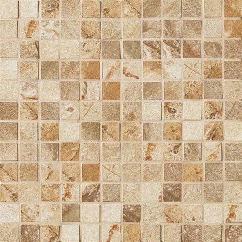 Vesale Stone Sand Mosaic 1X1 Square