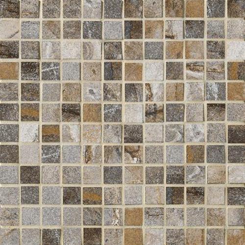 Vesale Stone Smoke Mosaic 1X1 Square