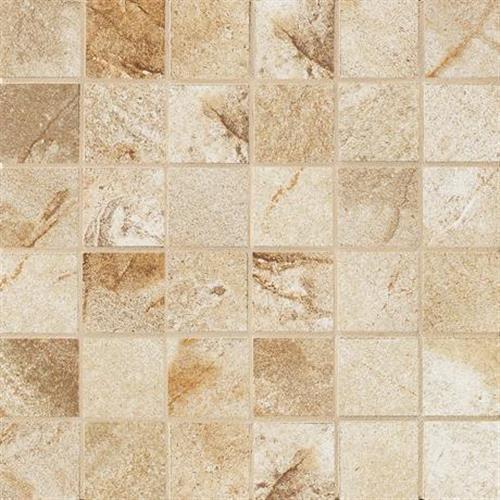 Vesale Stone Sand Mosaic 2X2 Square