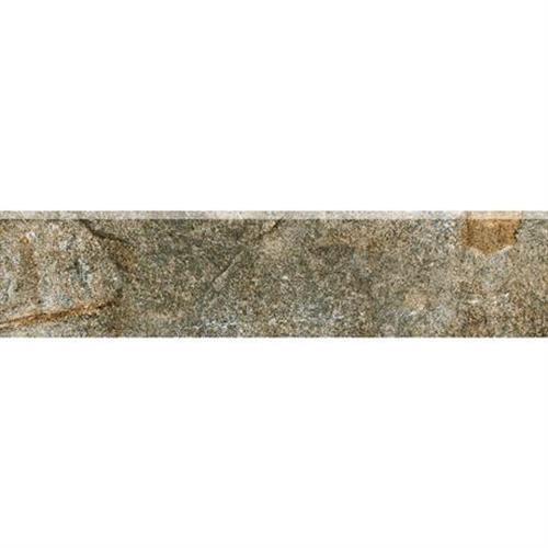 Vesale Stone Moss Bullnose - 3X13