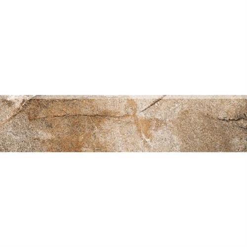 Vesale Stone Rust Bullnose - 3X13