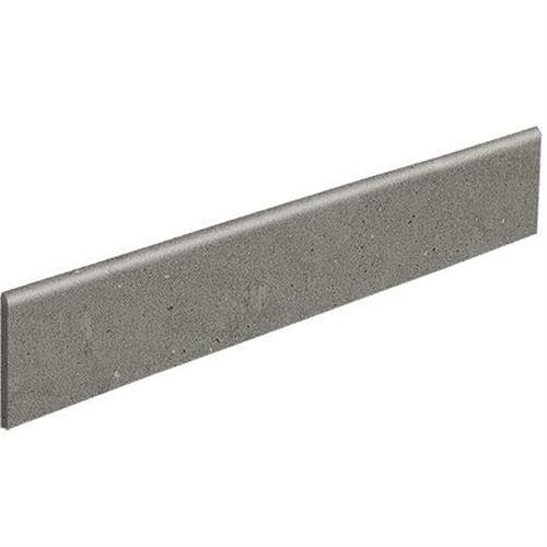Project Grigio Scuro Floor Bullnose - 3x24