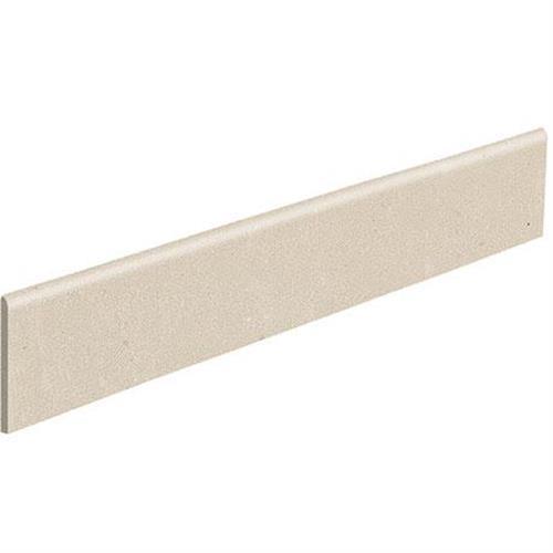 Sistem P in Project Bianco Floor Bullnose  3x24 - Tile by Marazzi