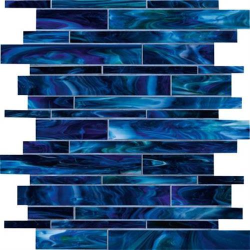 Catwalk Blue Ballet - 12X12