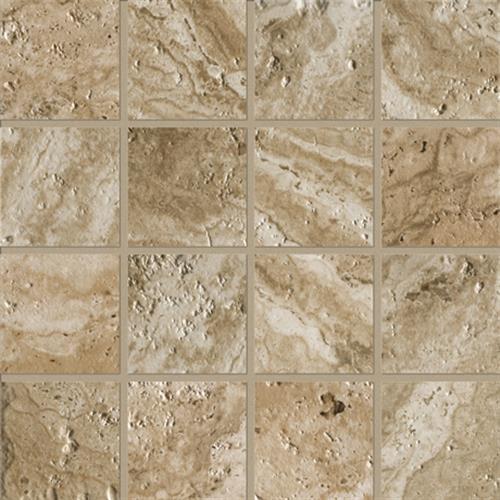 Archaeology Babylon 3X3 Mosaic