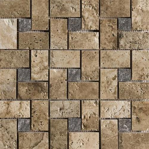 Archaeology in Troy   13x13 Mosaic   Square - Tile by Marazzi