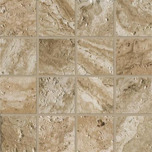 Archaeology Babylon - 12X12 Strip Mosaic