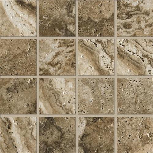 Archaeology Troy - 12X12 Strip Mosaic