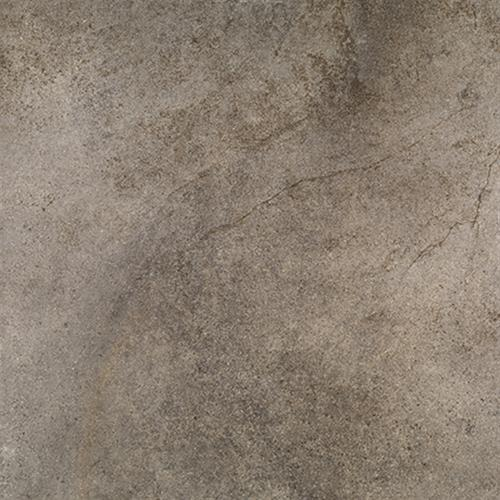 A close-up (swatch) photo of the Grigio 18x18 flooring product