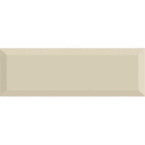 Hawthorne English Taupe Bevel - 4X12