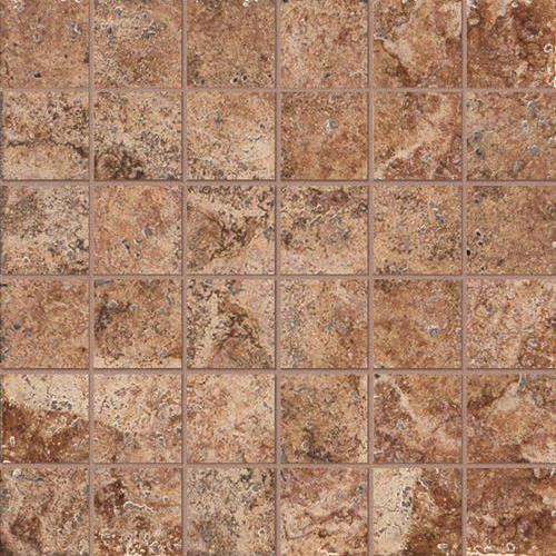 Western Stone Klondike Rs Mosaic 2X2 Square