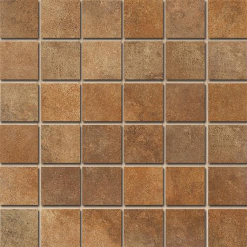 Stone Age Lava River Mosaic 2X2 Square