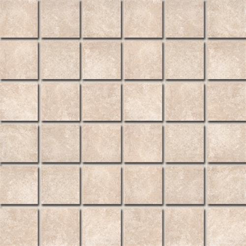 Province New Brunswick Mosaic 2X2 Square