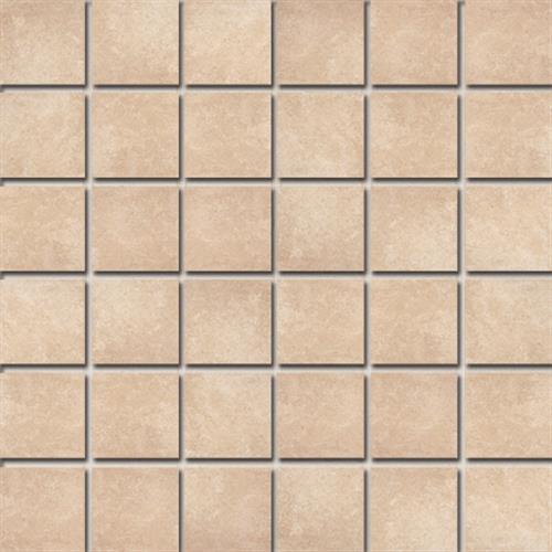 Province Quebec Mosaic 2X2 Square