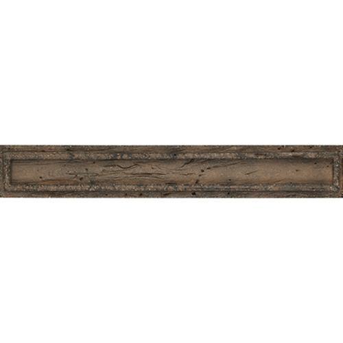 Divine Woods Liner Rectangle Medium Brown