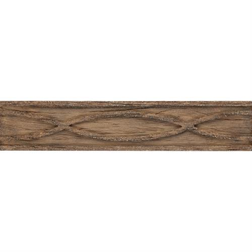 Divine Woods Liner Criss-Cross Light Brown