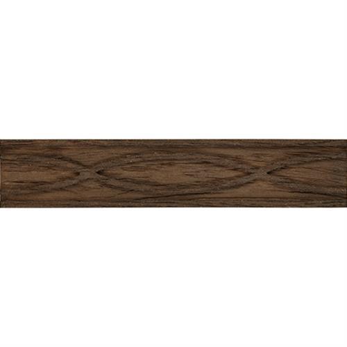 Divine Woods Liner Criss-Cross Dark Brown