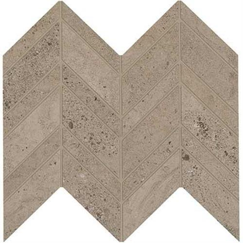Modern Formation in Canyon Taupe Light Polished/ Unpolished/ Textured Blend  12x13 - Tile by Marazzi