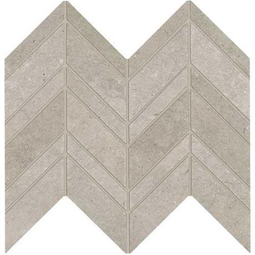 Modern Formation in Headland Fog Light Polished/ Unpolished/ Textured Blend  12x13 - Tile by Marazzi