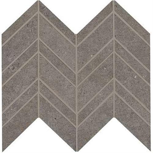 Modern Formation in Smoky Ridge Light Polished/ Unpolished/ Textured Blend  12x13 - Tile by Marazzi