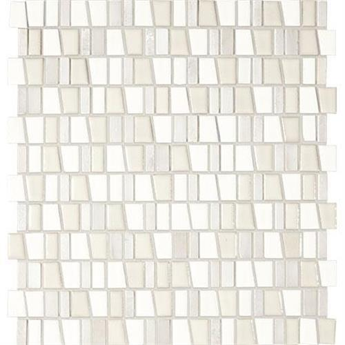 "ProductVariant swatch small for Cloud Mosaic (trapezoid 1""xrandom)   12x12 flooring product"