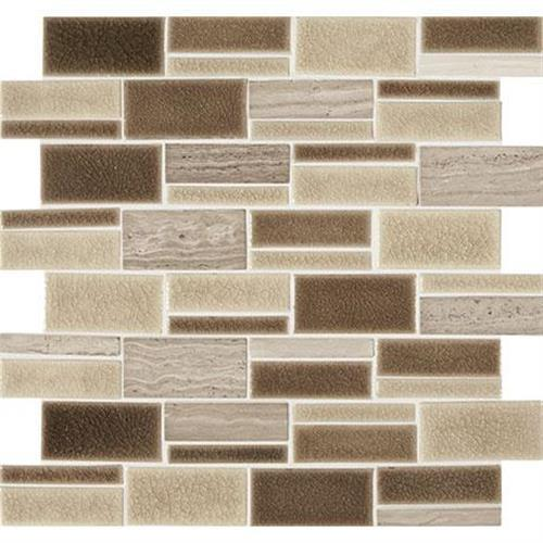 Midpark Mosaics Sandbox Mosaic Rectangle 3Xrandom - 13X12