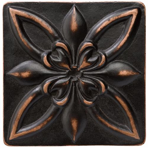Romance Collection Insert Floral Venetian Bronze