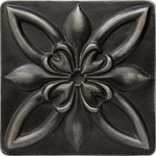 Romance Collection Insert Floral Wrought Iron